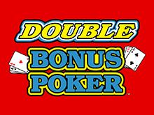 Играйте онлайн на деньги в Double Double Bonus Poker