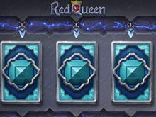 Играйте на ресурсе игрового зала в аппарат Red Queen