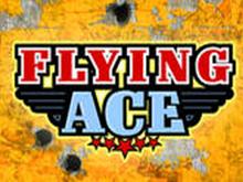 Играйте в игровом зале в популярный онлайн автомат Flying Ace
